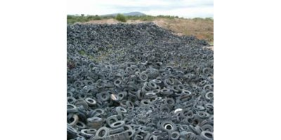 Industrial shredders for tyre industry - Manufacturing, Other
