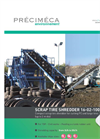 Model 16-02-100 - Scrap Tire Shredders Brochure
