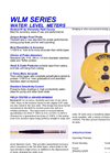 WLM Series - Water Level Meters - Datasheet