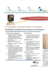 Aquabubble - 6AB45-2M - Softener Flier Datasheet