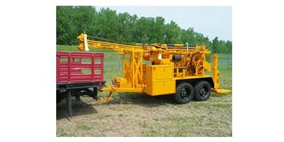 Model CME-45C - Trailer Mounted Drills