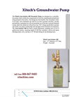 Model 400 Auto-Isolator Pneumatic Pump Brochure