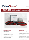 PetroSense - Model CMS-100 - Web Logger Continuous Monitoring System - Brochure