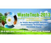 The Forum for waste management and environmental technologies WasteTech-2013