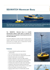 SEAWATCH Wavescan Wave Buoy Brochure