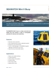 SEAWATCH Mini II Buoy Brochure