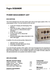 Power Management Unit (PMU) Datasheet