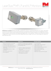 NEO Monitors LaserDust - Model MP, LP, XLP - Medium Path, Long Path & Extra Long Path Monitors Brochure