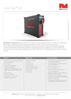 NEO Monitors LaserGas - Model iQ2 - TDLS Analyzer Brochure