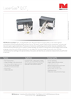 NEO Monitors LaserGas - Model Q CF4 - Gas Detector Sensor Brochure
