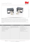 NEO Monitors LaserGas - Model Q NO - Tuneable Laser Absorption Spectroscopy (TLAS) Brochure