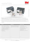 NEO Monitors LaserGas - Model Q SO2 - Mid-Infrared Sensors Brochure