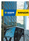 Scarab - Minor Compact Road Sweeper Brochure