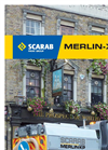 Scarab Merlin-XP - GVW 7.5 Tonne - Single Engine Roadsweeper Brochure