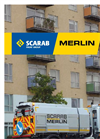 Scarab - 10 to 15 Tonne GVW - Single Engine Merlin Roadsweeper Brochure