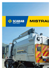 Scarab - 12 - 18 tonne GVW - Twin Engine Mistral Roadsweeper Brochure