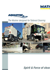 Aquadyne - 4.5 Tonne - Compact High Powered Washer – Brochure
