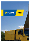Scarab - M6 GVW 13 to 18 Tonne - Twin Engine Road Sweeper – Brochure