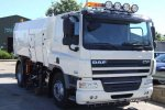 Scarab - 12 - 18 tonne GVW - Twin Engine Mistral Roadsweeper