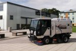 Scarab - Model 3.5 & 4.2 Tonne - Minor Compact Road Sweeper