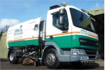 Scarab Merlin - Model 10 to 15 Tonne GVW - Single Engine Roadsweeper