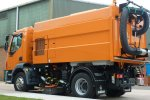 Scarab - Model M6 GVW 13 to 18 Tonne - Twin Engine Road Sweeper