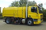 Scarab Mistral - Model GVW 12 to 18* Tonne - Twin Engine Road Sweeper