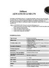 AKWATECH - Model GJ HD 270 - Disk Diffuser Brochure