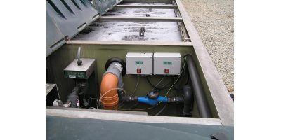 eco-line - Model Compact Series - One Container Sewage Treatment Plants (STP)