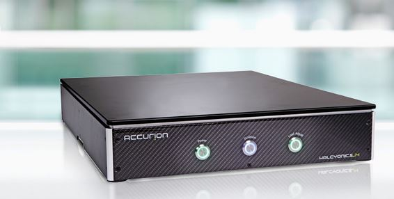 Accurion - Model i4 Series - Active Vibration Isolation System