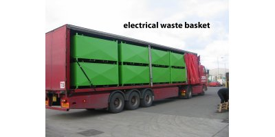 Skips for Waste Industry