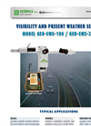 Geonica - Model GEO-SWS-100 and GEO-SWS-200 - Visibility and Present Weather Sensors - Brochure