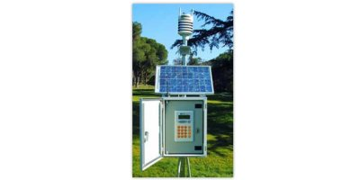 Meteodata - Model 3000C - Automatic Weather Stations (AWS)