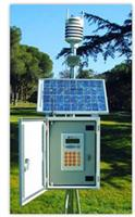 Meteodata - Model 3000C Series - Remote Automatic Meteorological Data Acquisition and Transmission Unit