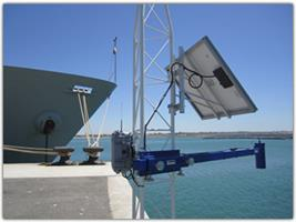 Geonica - Model DataMar-2000C - Radar Tide Gauge