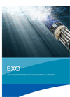 EXO Advanced Water Quality Monitoring Platform - Brochure