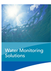 YSI - Water Monitoring Solutions - Brochure