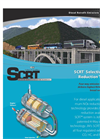 The Selective Catalytic Reduction Technology (SCRT) System Data Sheet