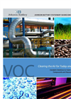VOC Brochure - Catalytic systems to control volatile organic compounds