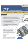 CRT® Diesel Particulate Filter System