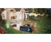 New Kingspan Shallow-Dig Rainwater Harvesting System - Gamma