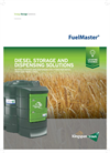 FuelMaster Diesel Storage & Dispensing Solution Brochure