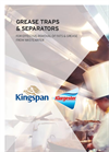 Grease Traps & Separators Brochure