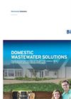 BioDisc Domestic Wastewater Solutions Brochure