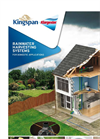 Rainwater Harvesting Systems for Domestic Applications - Brochure