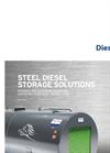 DieselPRO Steel Diesel Storage Solutions Brochure