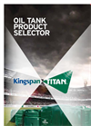 Oil Tank Product Selector Brochure