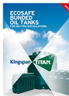 Ecosafe Bunded Oil Tanks Brochure
