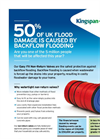 Flood Protection Services Brochure