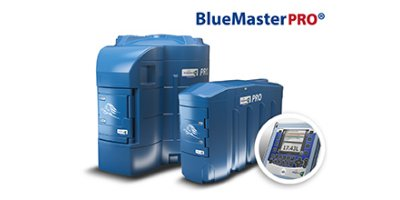 BlueMaster - Model Pro - With Titan Access Management System